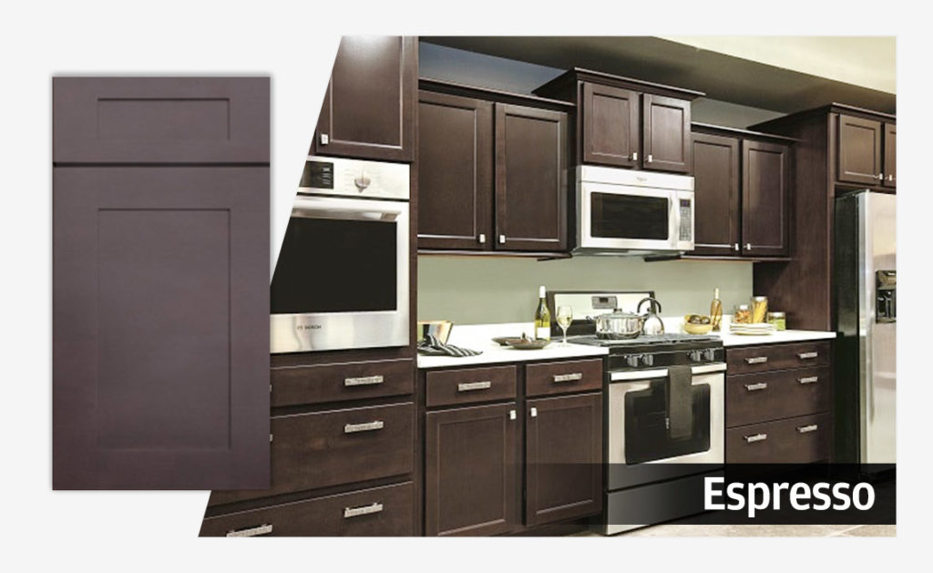 Wholesale Espresso Cabinets | Kitchen Cabinet | CCC Cabinets